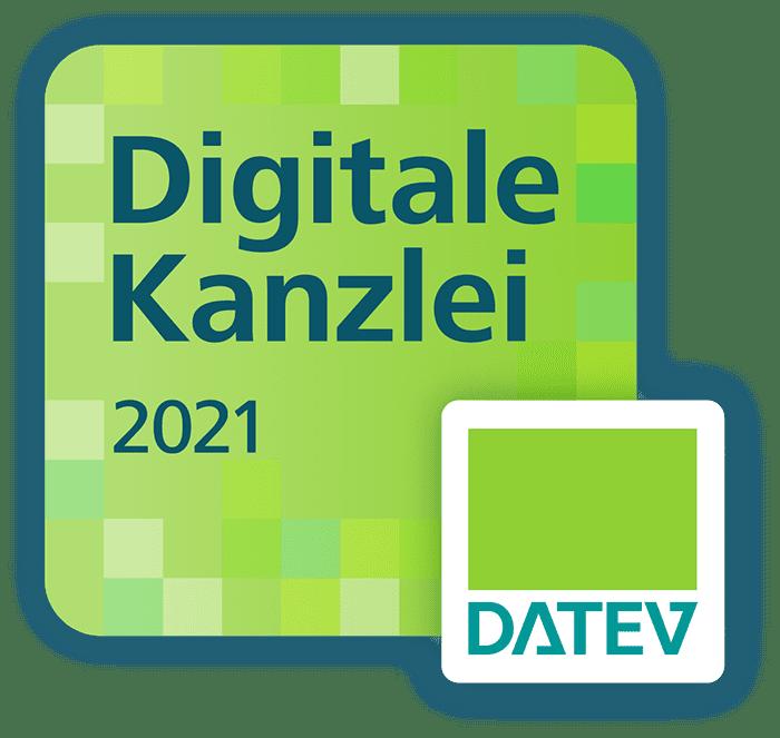 Datev Logo Digitale Kanzlei 2021